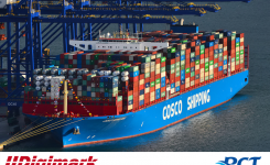 Digital Transformation στην Piraeus Containers Terminals από τη Digimark